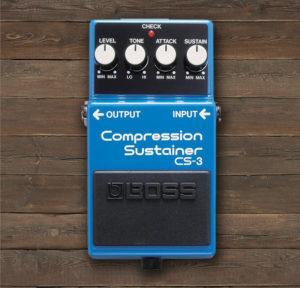 Boss CS-3 Compressor-Sustainer