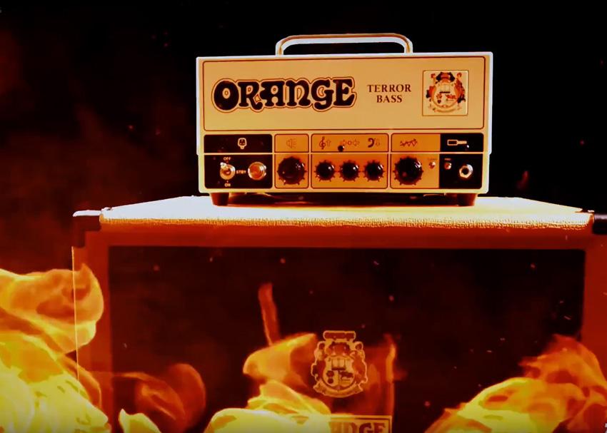 Orange Releases Terror Bass