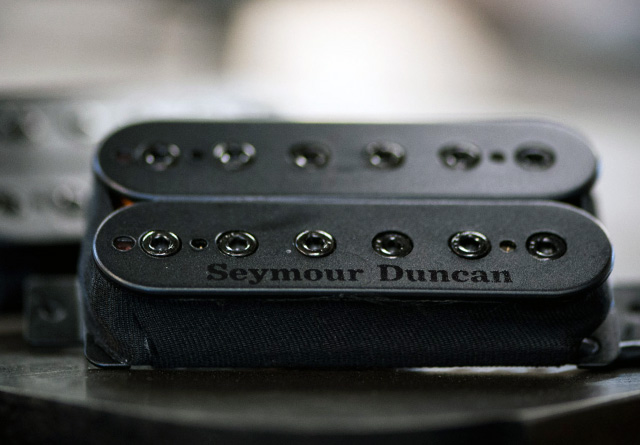 Mark Holcomb Alpha/Omega pickups