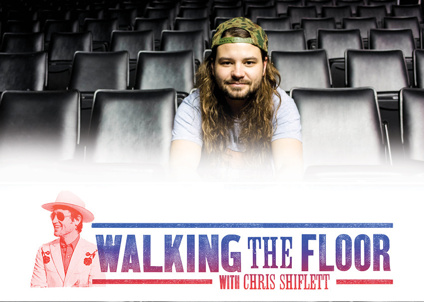 Walking the Floor Episode 124 Brent Cobb