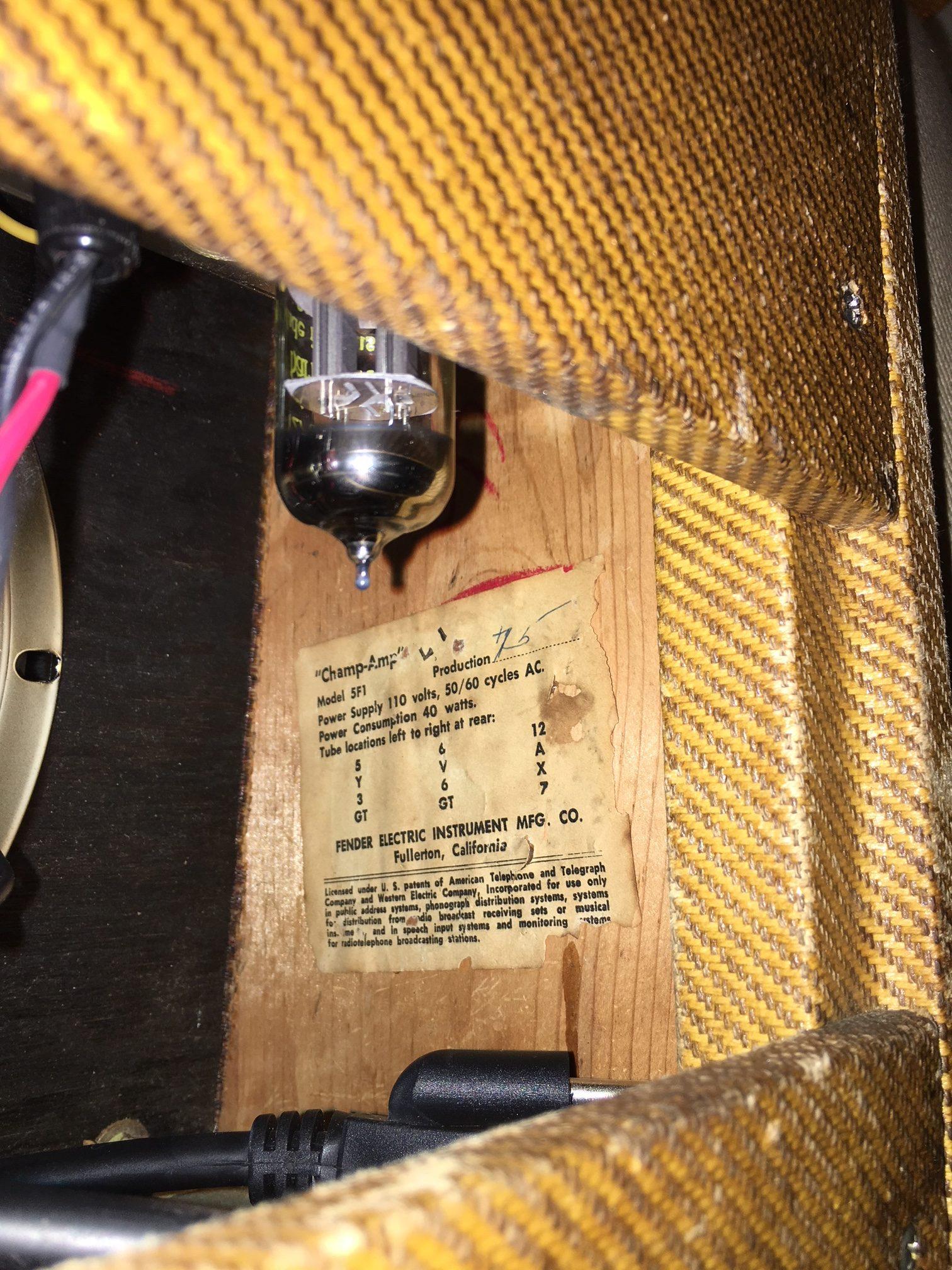 1962 Fender Telecaster Wiring Diagram