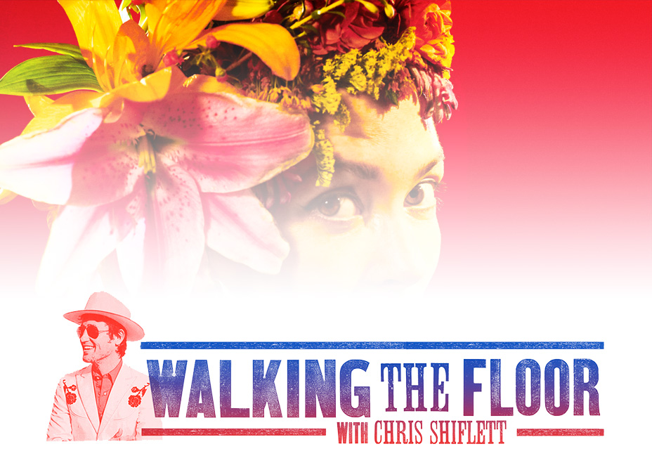 Walking the Floor Episode 126: Amanda Shires