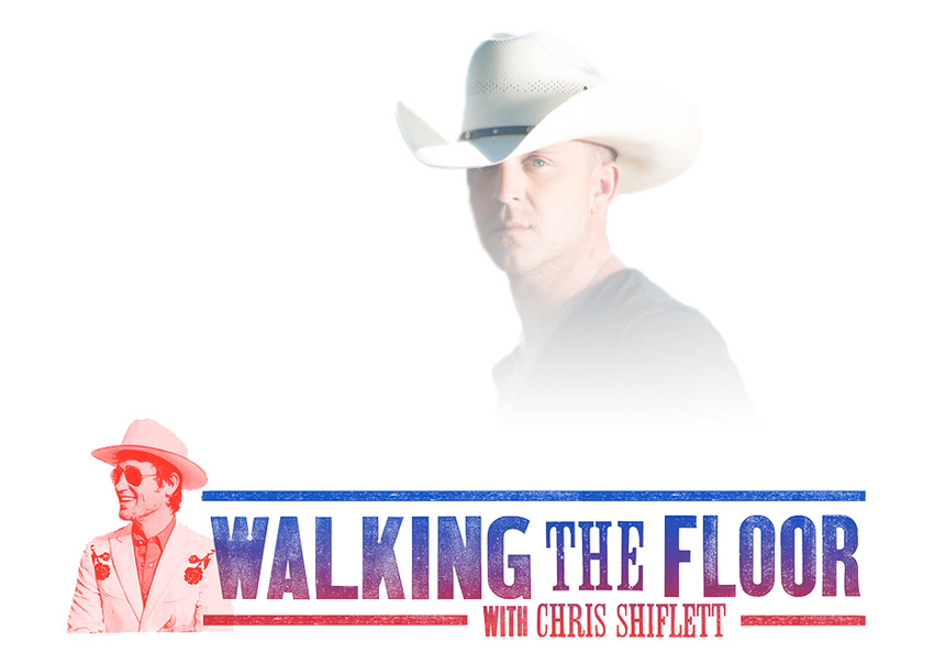Justin Moore Walking the Floor Episode 125