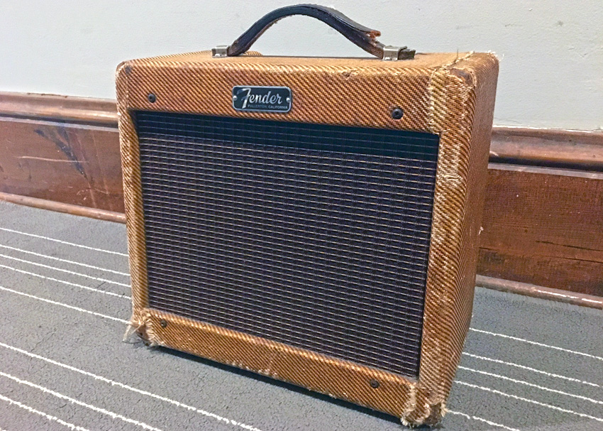 1962 Fender Champ-Amp