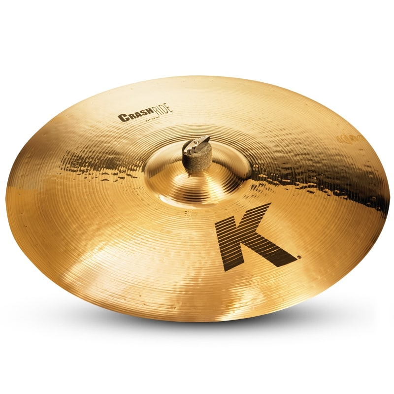 "A Zildjian 21"" K Crash-Ride"