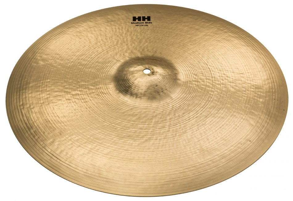 "A Sabian 20"" HH Medium Ride"