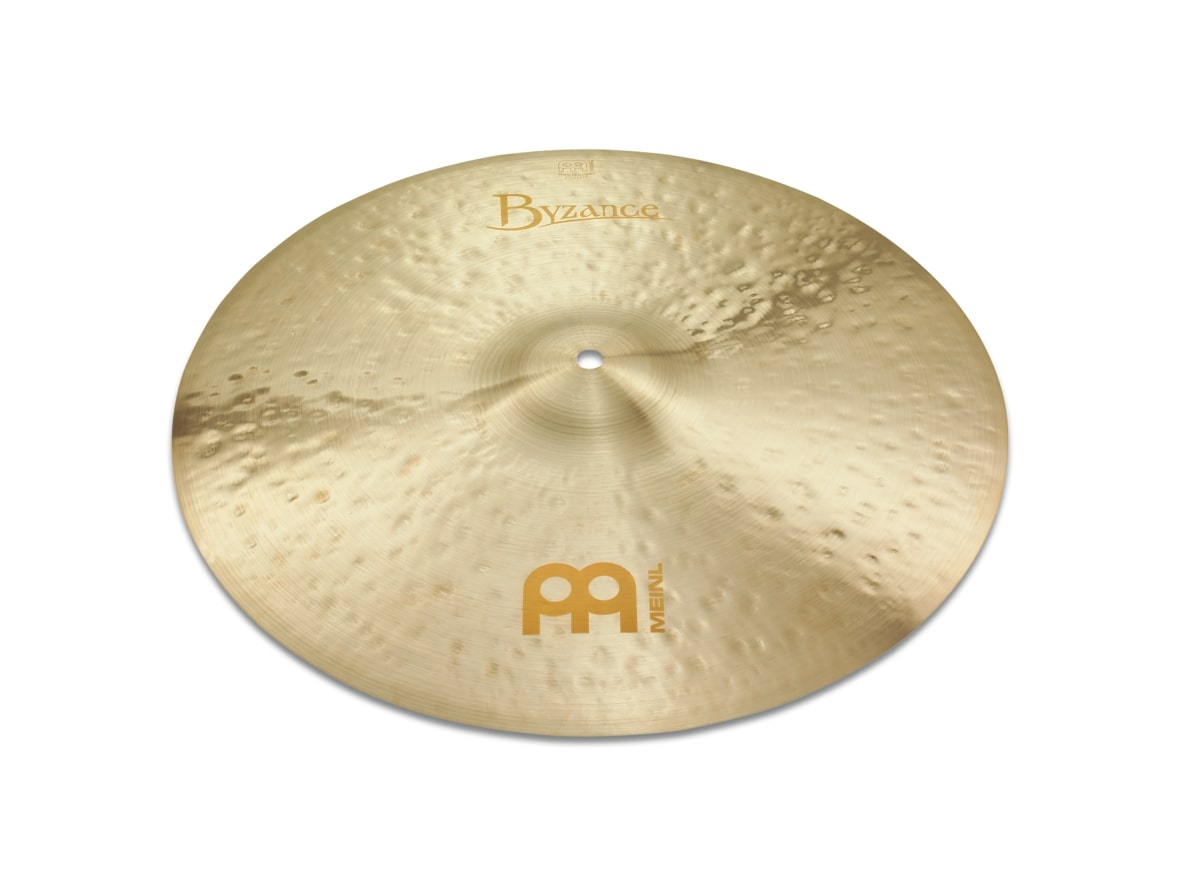 "A Meinl 18"" Extra Thin Jazz Crash"