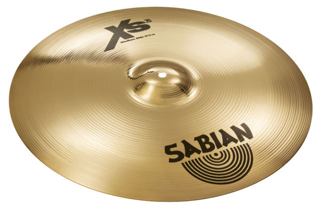 "A Sabian 20"" XS20 Medium Ride"