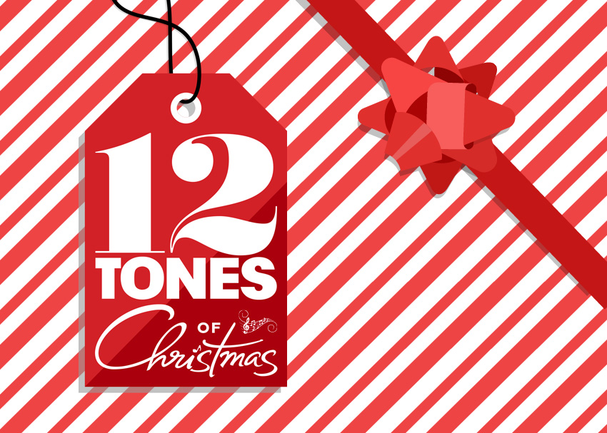 12 Tones of Christmas