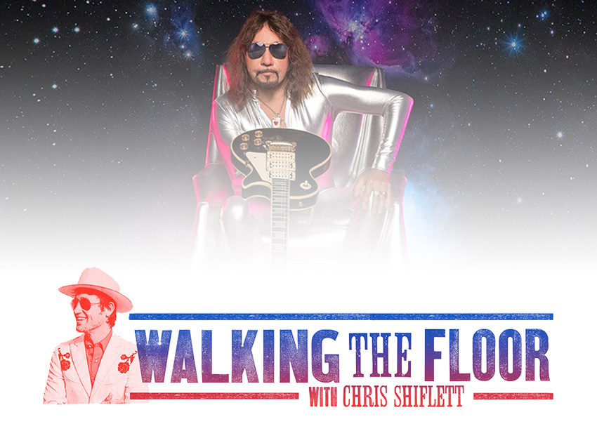 Ace Frehley Walking the Floor