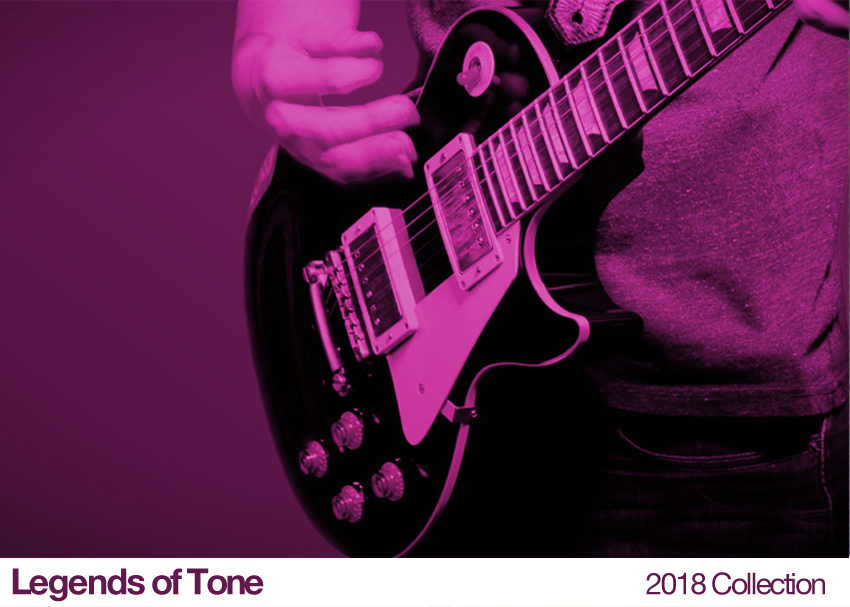 Legends of Tone 2018 Collection