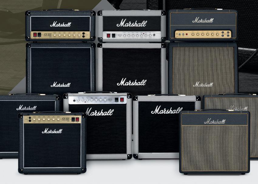 Marshall Studio Series