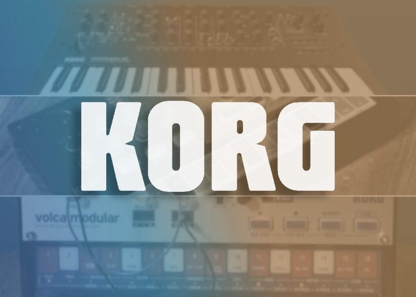 Korg NAMM 2019 Minilogue XD, Volca Modular, Volca Drum