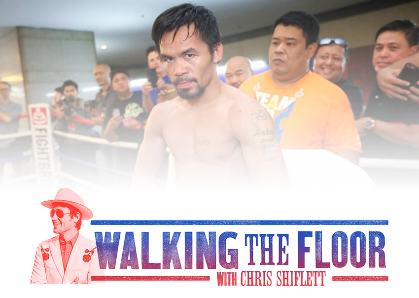 Manny Pacquiao Episode 132