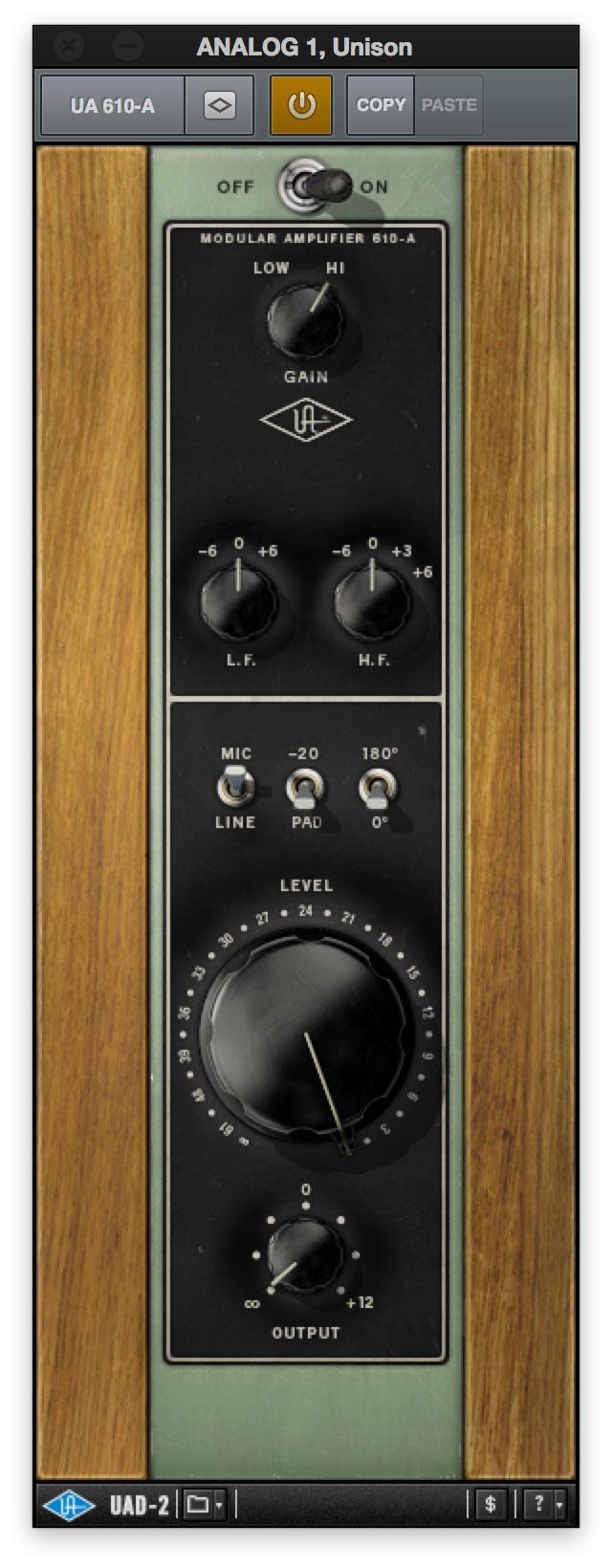 Universal Audio 610A