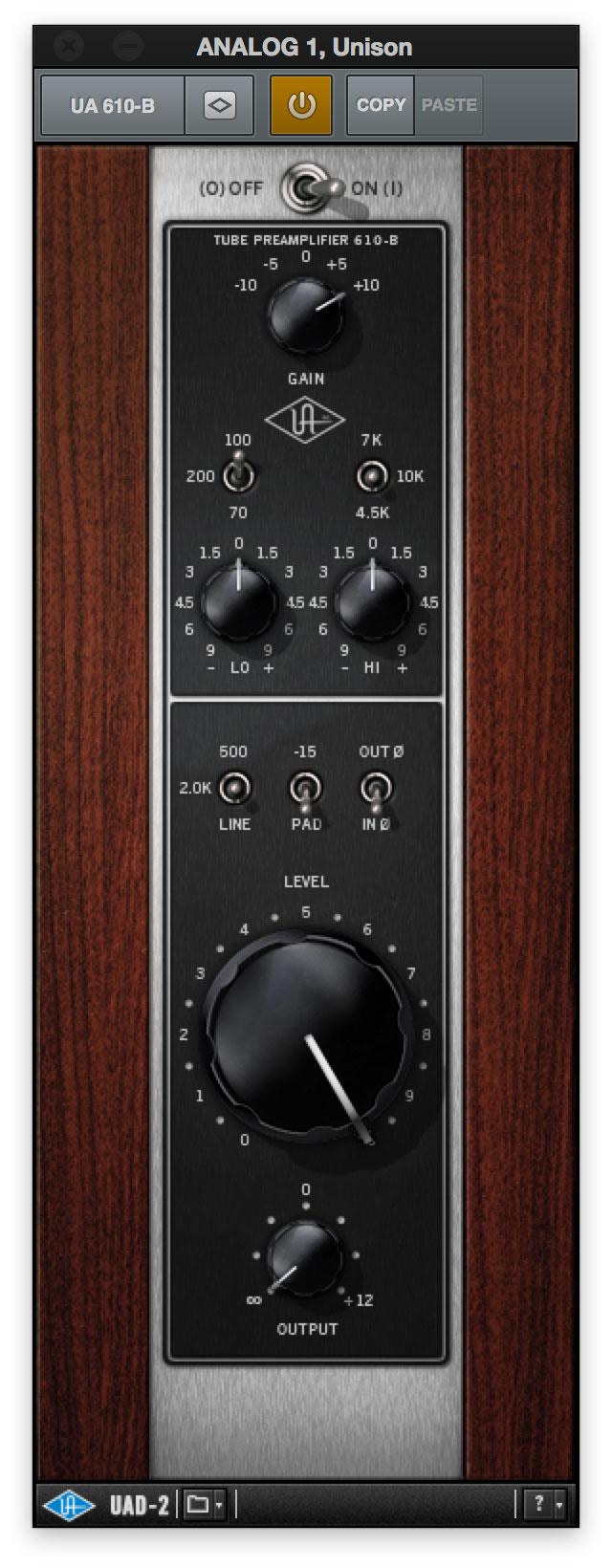 Universal Audio 610B