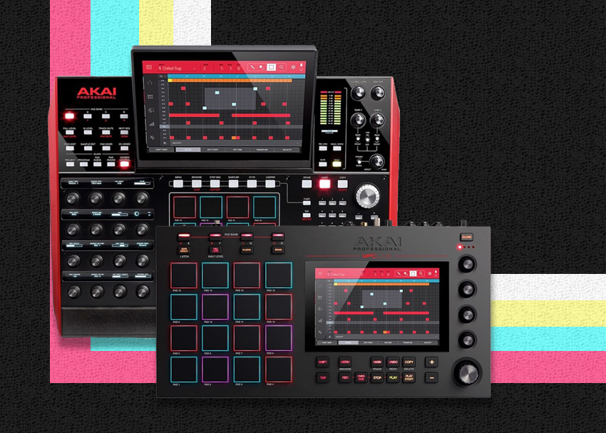 Akai MPC Updates