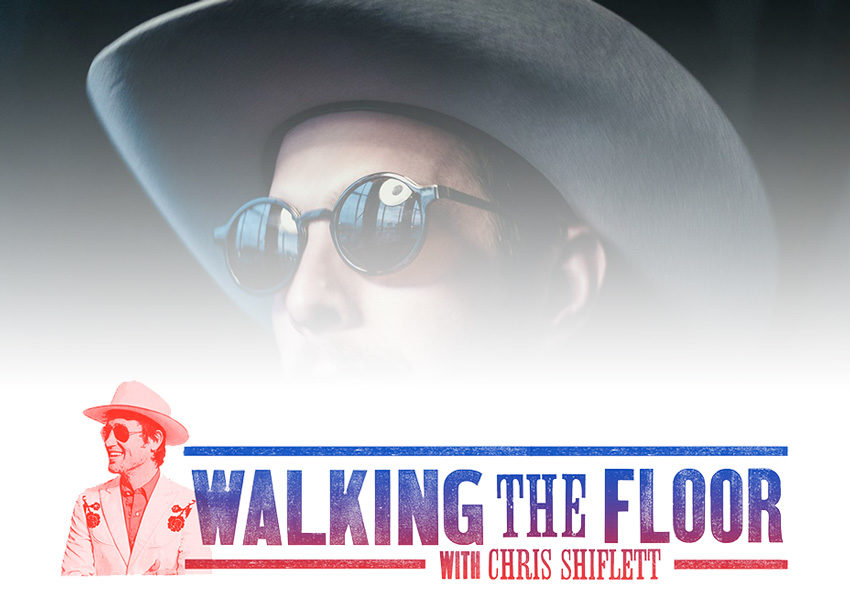 Walking the Floor Episode 135 - Garrett T. Capps