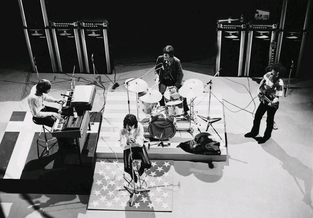 The Doors -- Letting it bleed in Copenhagen