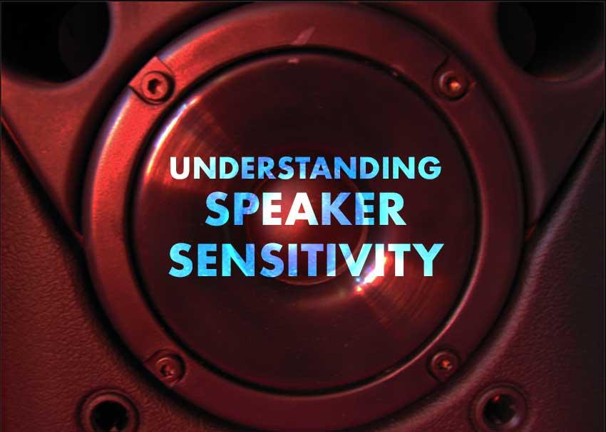 Understanding Speaker Sensitivity