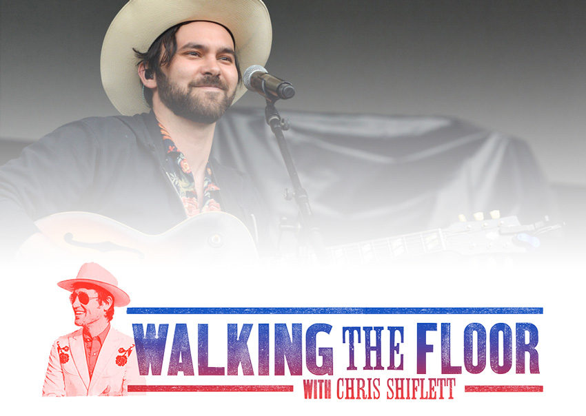Walking The Floor Episode 137 - Shakey Graves