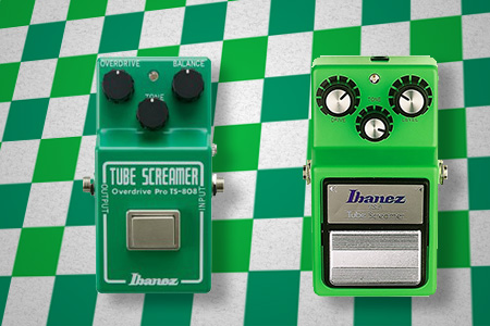 Ibanez Tube Screamer Shootout | zZounds Music Blog