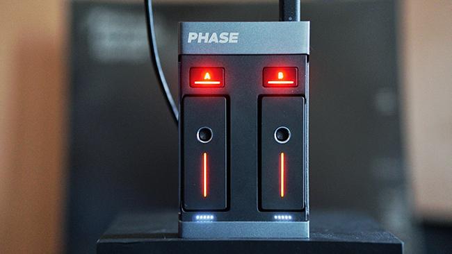 MWM Phase charging