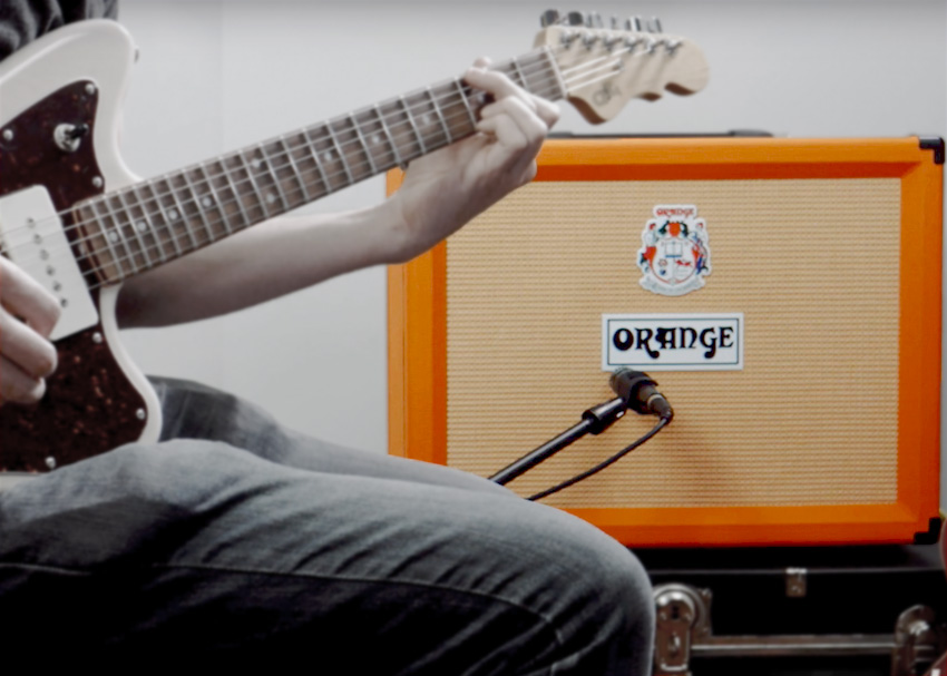 Orange TremLord 30 Demo