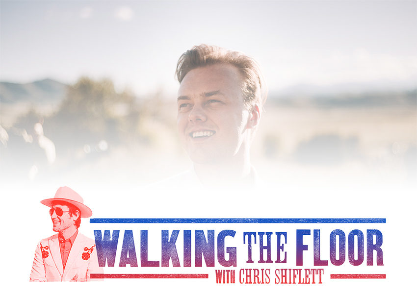 Walking the Floor Parker Millsap