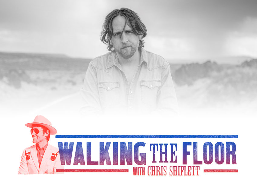 Walking The Floor Hayes Carll