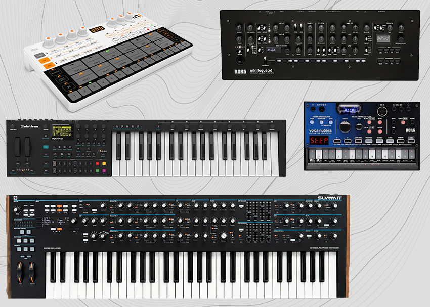New Synth Releases Superbooth 2019