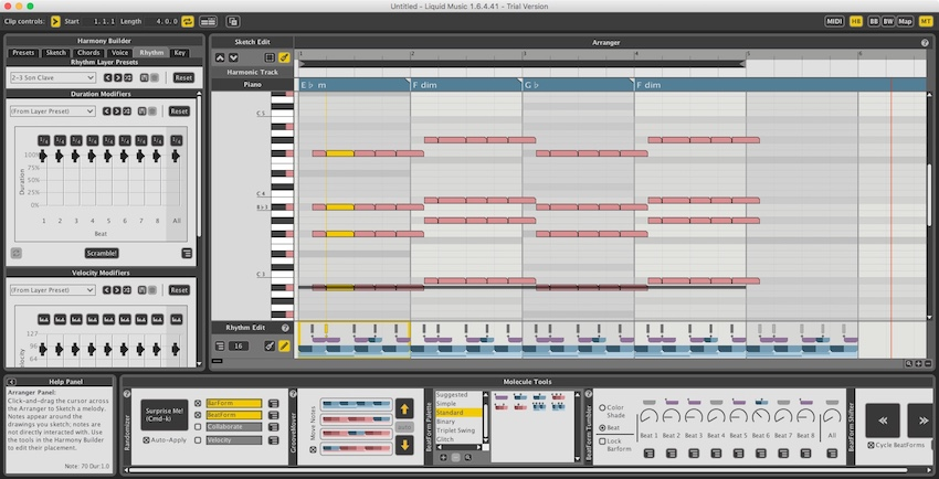 Beat Tools: Generative Music Software for PCs | zZounds