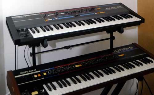 Roland Juno-6 + Juno-160