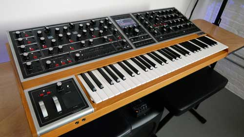 Moog One 8-voice synthesizer