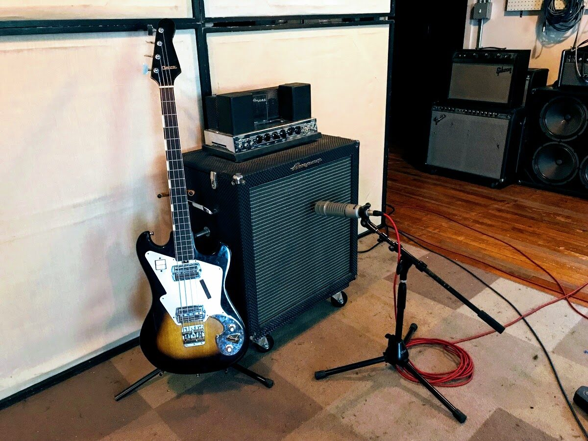 Methods to Record Bass