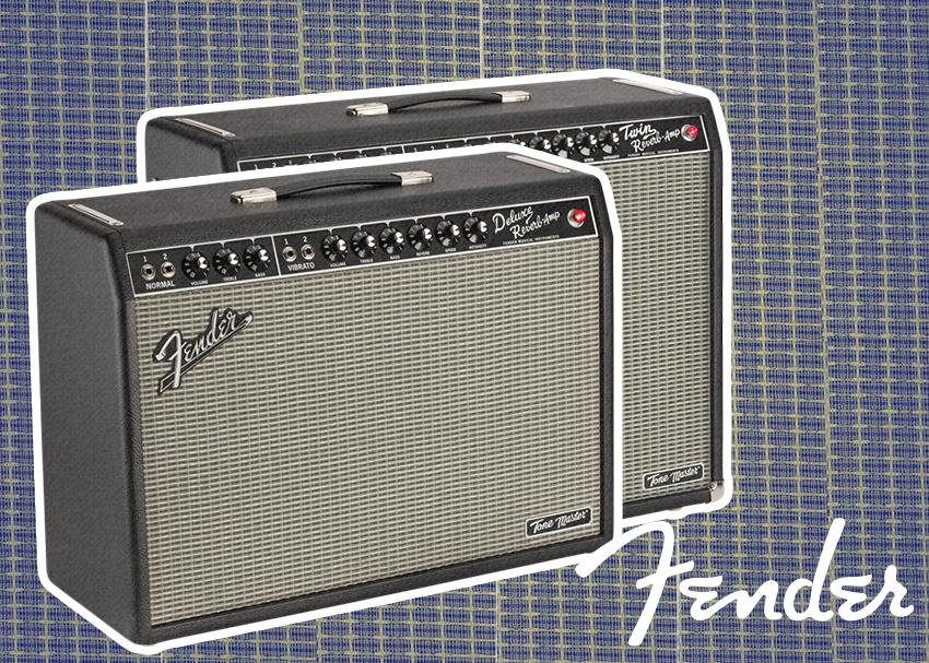 Fender tone Master Amps