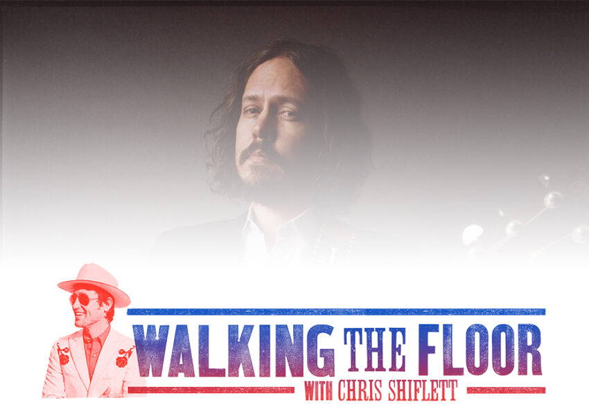 John Paul White Walking the Floor