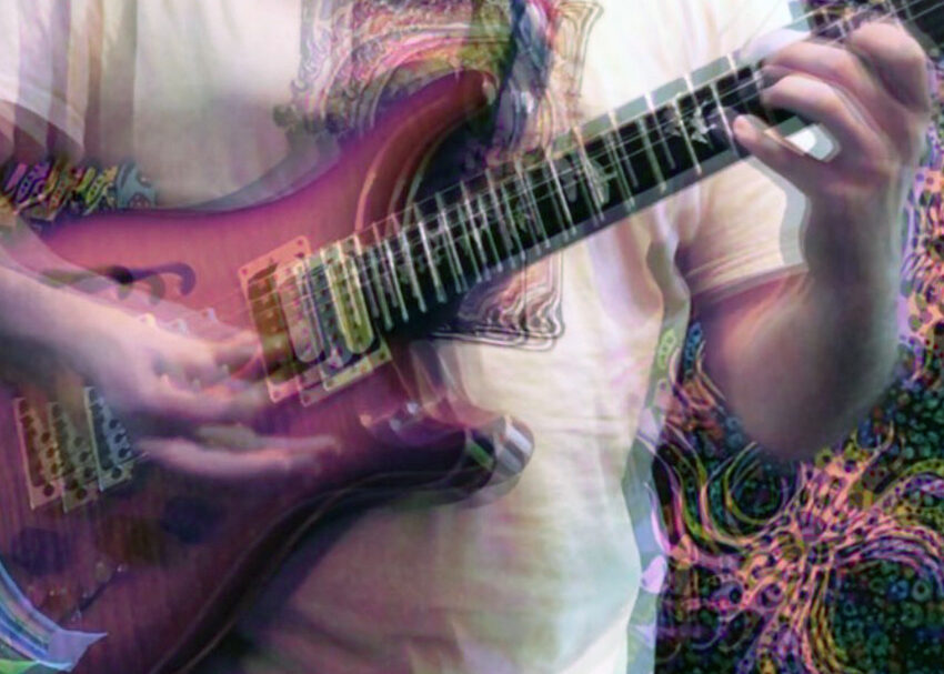 Creating Your Own Guitar Harmonies