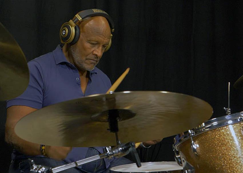 Steve Ferrone Sabian HHX Complex Series Cymbals Video Demo