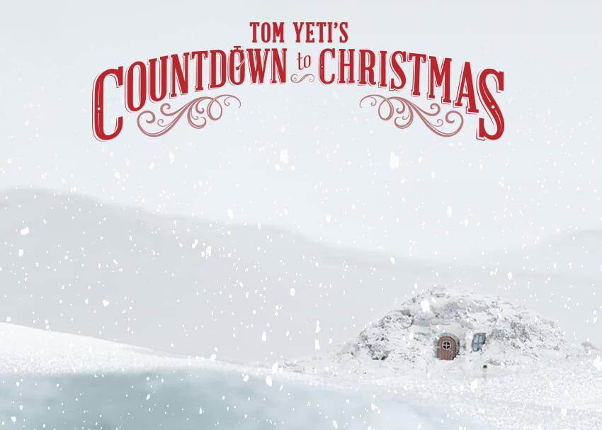 Tom Yeti's Countdown to Christmas