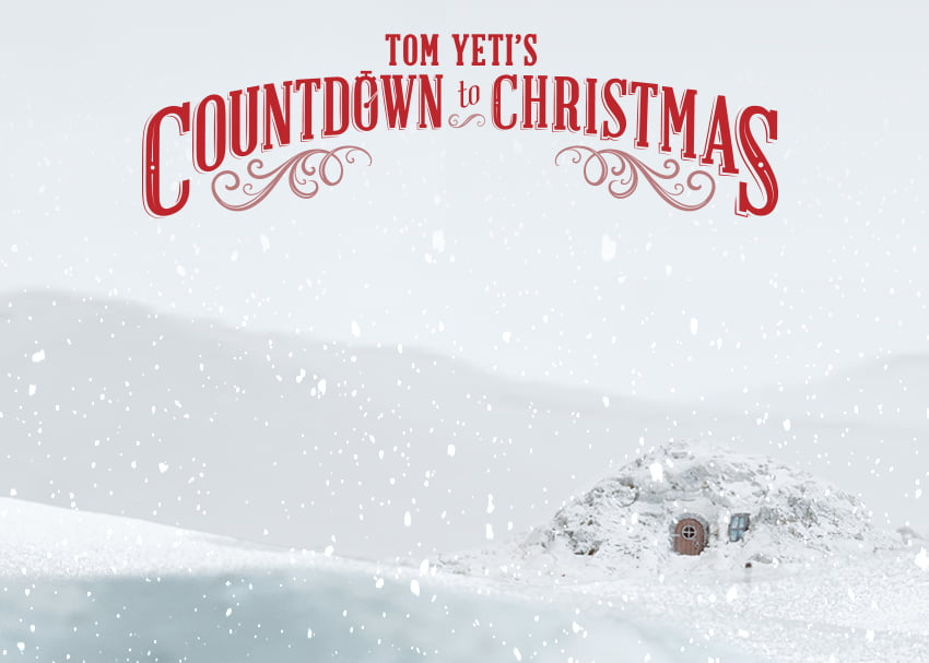 Tom Yeti's Countdown to Christmas