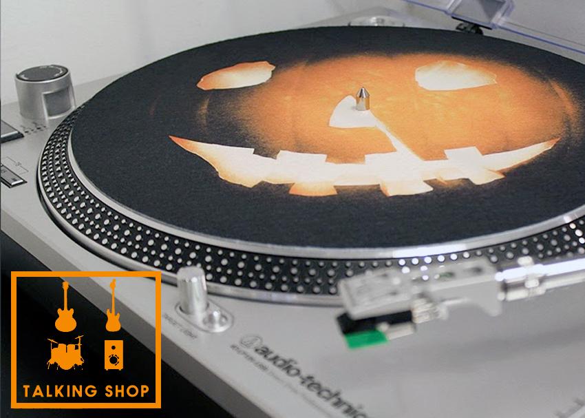 Talking Shop: Halloween Playlist
