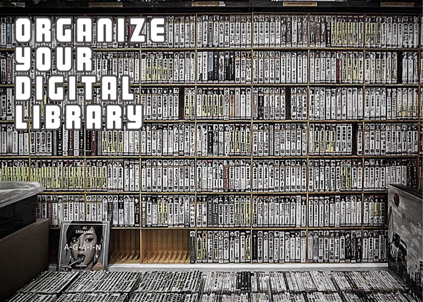 Organize Your Digital DJ Library