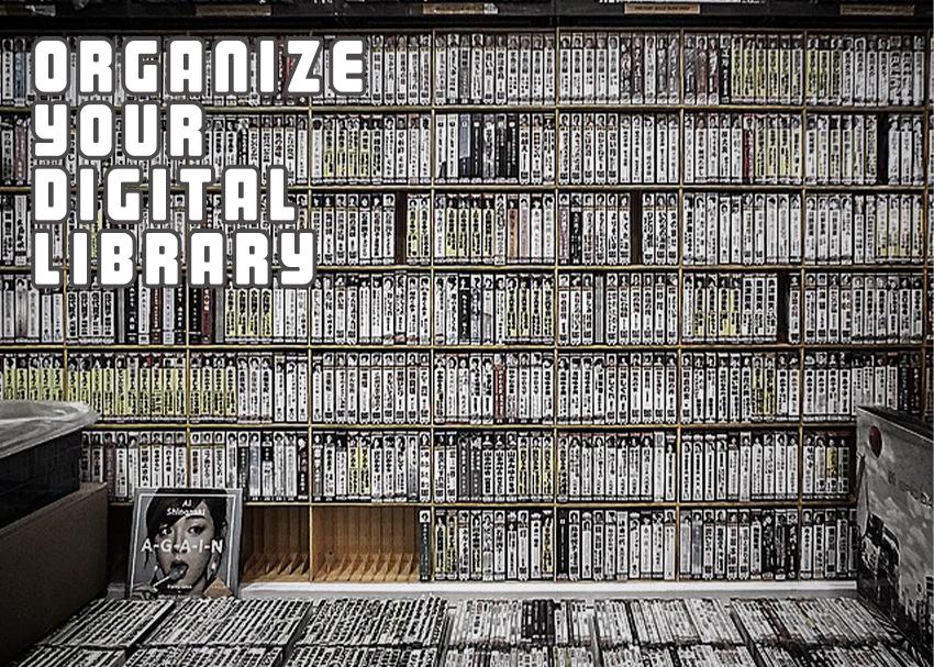 Organize Your Digital DJ Library