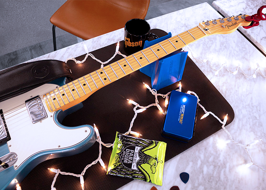 Guitar Accessories Gift Guide 2019