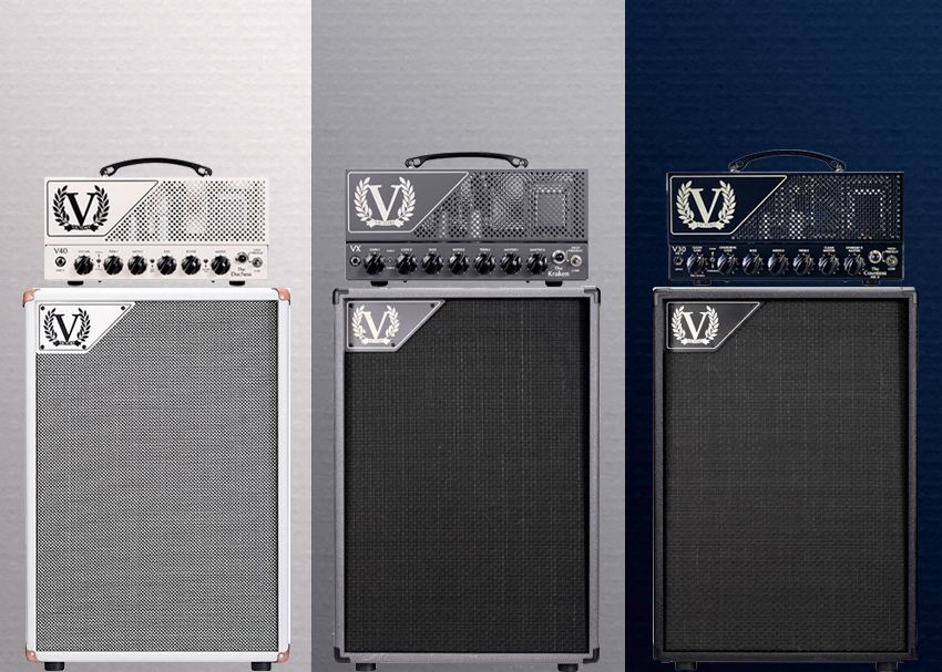 Victory Amps Demo Kraken, Countess, Duchess