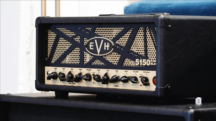 EVH 5150III EL34 Amp Head