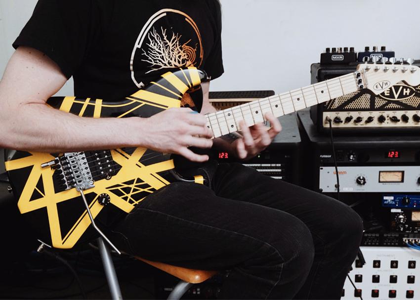 Legends of Tone: Eddie Van Halen