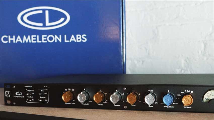 Chameleon Labs 7721 VCA compressor