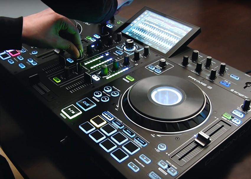 Denon DJ Prime 2 Demo
